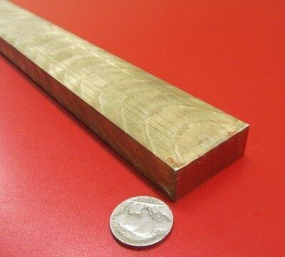 954 Bronze Oversize Flat Bar 12 Thick X 1 12 Wide X 72.0 Length