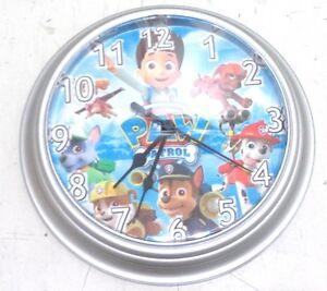 NEW Paw Patrol Clock $20