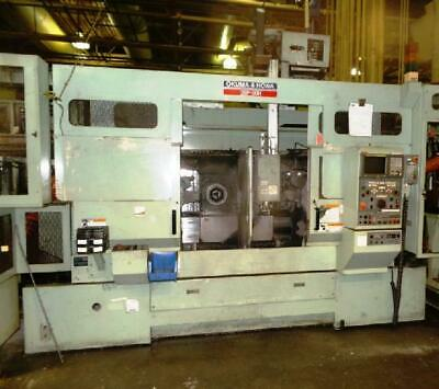 Okuma Howa 2sp-3h Twin Spindle Cnc Lathe Rebuilt 2010 By Master Rebuilders Inc.