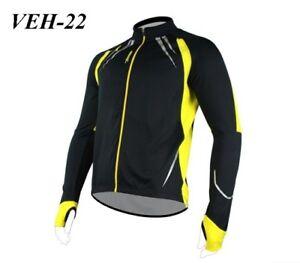 VEH-22 VESTE/Vélo HIVER manches longues Imperm/Vent VVV