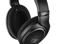 Brand New Sealed Sennheiser HD 598SR Over Ear Headphone with Smart Remote Special Edition- Black