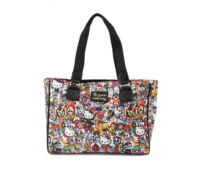 Tokidoki x Hello Kitty Tote Bag: Circus Collection