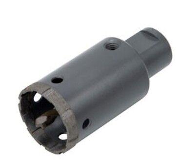 1.75 X 58 - 11 Diamond Vantage Turbo Core Bit Bore Drill Stone Granite Glass