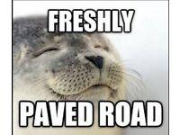 Driveways - Tarmac, Asphalt & Bitmac Specialists