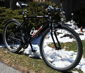 Fully Updated Bike Store Quality  24 Speed MTB