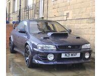 V2 wrx import Subaru Impreza