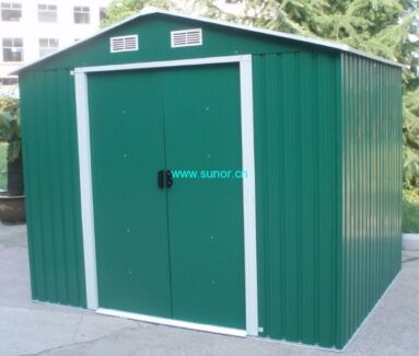 NEW SUNOR STEEL GARDEN SHED ( 12' x 10 ' ft ) 11M² Heidelberg West Banyule Area Preview