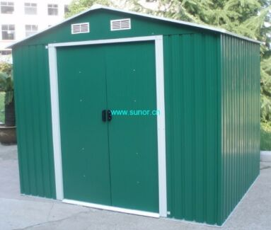 NEW SUNOR STEEL GARDEN SHED ( 10' x 10 ' ft ) 9M² Heidelberg West Banyule Area Preview