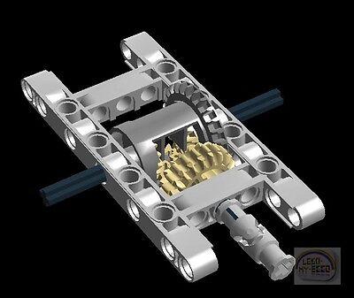 LEGO Technic - Differential Frame Kit - New - (NXT, EV3, Gear) - Lego Gear Set