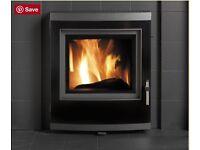 Esse multi fuel burning stove