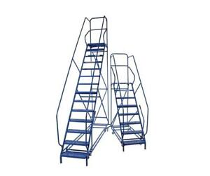 Multi-Step Rolling Ladders & Collapsible Ladders - Starting at $75!