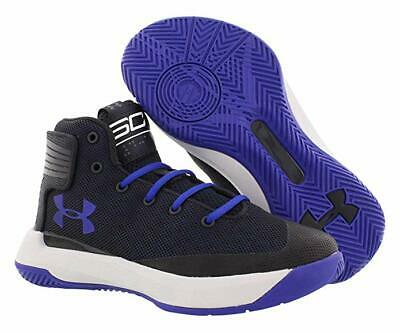 the latest c1532 c33c3 UNDER ARMOUR GS Curry 2 5 Boys 5Y White Midnight Navy Red NIB