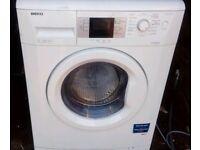 Immaculate Beko 7kg digital washing machine. Can deliver.