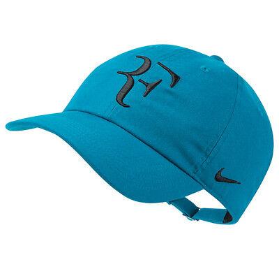 420978260e8 New Nike RF Aerobill H86 Cap Roger Federer Hat Tennis Dri Fit AH6985- 430