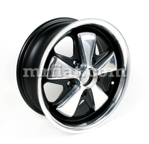 For Porsche 911 914 6 Fuchs Anodized Rsr Wheel 6x15 Reproduction New