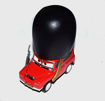 Car Movie Cars - Disney Pixar Movie Cars Diecast Palace Queen's Guard Red Rover Toy Car