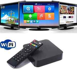 Android TV Box. Brand New. Watch all you want for free
