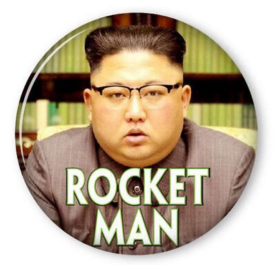 Rocket Man Halloween Costume (ROCKET MAN  Kim Jong-un FUNNY HALLOWEEN COSTUME PROP 3
