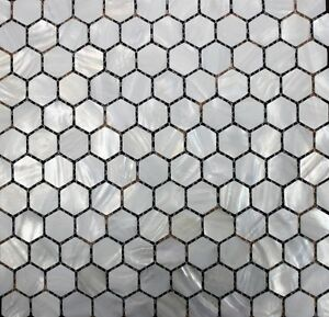 Mother of  Pearl Mosaic Tile bath back splash tiles on SALE