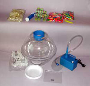 ZIBI Ballon-Verpackungsmaschine, Einsteiger-Set, Verpackungs-Kugel m. Zubehör