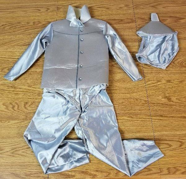 Rubies Wizard Of Oz Tinman Costume Childs Size 12
