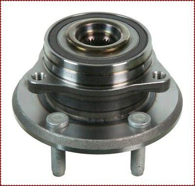 2x 97-04 Dodge Dakota Front Wheel Hub Bearing 2WD NON ABS Rear Wheel ABS Model
