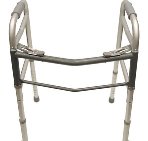 Wanted Aluminum Walker with NO Wheels
