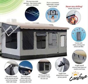 Carefree Vacation'r Add-a-room for 14-15 ft awnings (NEW)