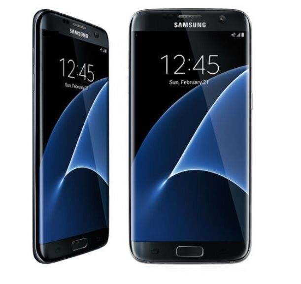 samsung galaxy s7 edge g935v verizon unlocked gsm smartphone phone at t t mobile. Black Bedroom Furniture Sets. Home Design Ideas