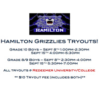 REP BASKETBALL TRYOUTS