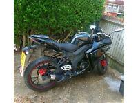 Lexmoto Hawk - Motorbike and accessories