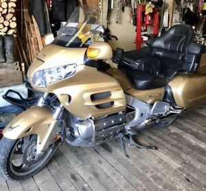 2006 HONDA GOLDWING GL1800 OR