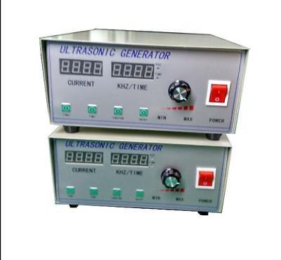 Digital Display Ultrasonic Generator 1500w 40khz28khz25khz Optional