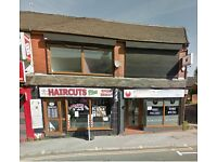 SHOP TO RENT ATHERTON BUSY ROAD 1ST FLOOR+ATTIC, STORAGE, BEAUTY, OFFICES,TATTOO,TREATMENT ROOM