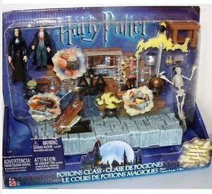 Harry Potter Potions Class Playset, Rare