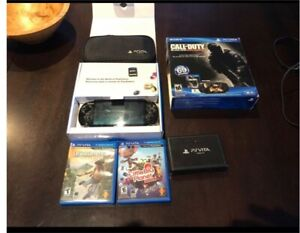 PS Vita Call of Duty Declassified PS4 Bundle