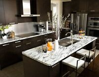 LAMINATE COUNTERTOPS FOR KITCHEN & BATH - TIMELY DELIVERY