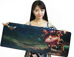 Huge Water-proof None-slippery gaming Mouse Pad