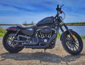 2012 Harley Sportster Iron 883 **PRICE IS FIRM**