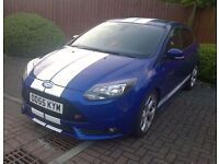 2011 Ford Focus ST the ultimate replica, looks stunning & sounds awesome, cheap tax, insurance & MPG