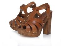 Kurt Geiger Kimberly sandals size 5