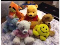 TEDDY BEARS BUNDLE