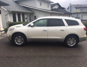 2009 Buick Enclave single owner. Leather and new tires