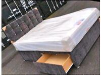🌈 Beautiful New Beds With Optional Mattress
