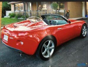 Pontiac Solstice 2009