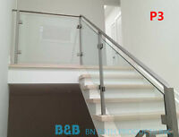 Glass Railing System & Glass Sliding Door System