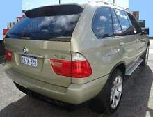 2002 BMW X5 E53 8Cyl 4.4i Automatic Cannington Canning Area Preview