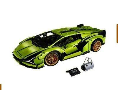 LEGO 42115 Technic Lamborghini Sián FKP 37 - **Brand New In Box ** In Hand!! I
