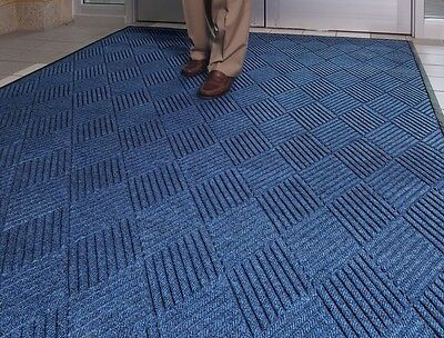 Waterhog Diamond Commercial Entrance Indoor/Outdoor Door Mat ...
