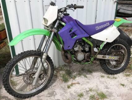 1996 Kawasaki KDX-200 H, 2 Stroke Enduro Bike Stradbroke Wellington Area Preview